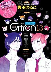~恋愛男子ボーイズラブコミックアンソロジー~Citron VOL.13