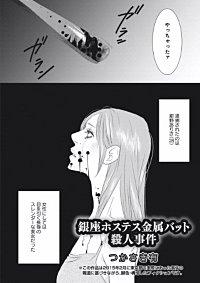 キレる女たち~銀座ホステス金属バット殺人事件~