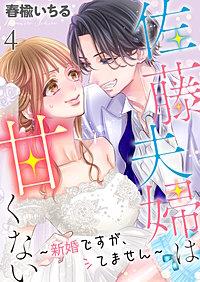 佐藤夫婦は甘くない~新婚ですが、シてません~
