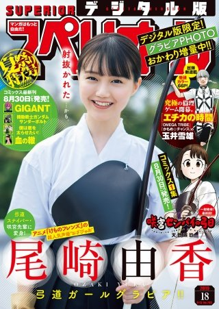 ビッグコミックスペリオール 2019年18号