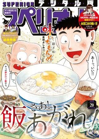 ビッグコミックスペリオール 2019年20号