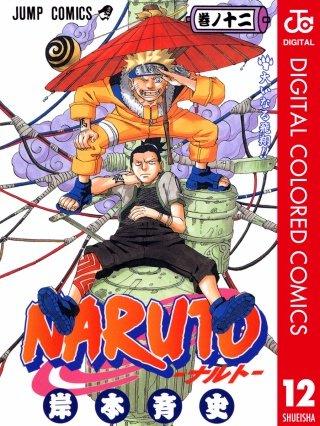 NARUTO―ナルト― カラー版(12)