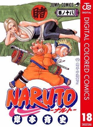 NARUTO―ナルト― カラー版(18)