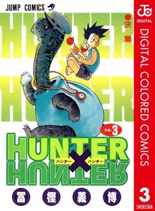 HUNTER×HUNTER カラー版(3)
