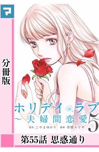 ホリデイラブ ~夫婦間恋愛~【分冊版】 第55話