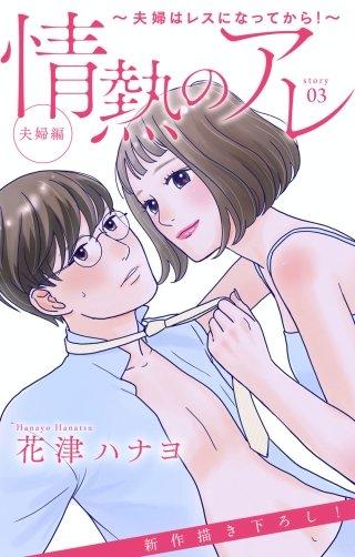 情熱のアレ 夫婦編 ~夫婦はレスになってから!~ Love Silky story03