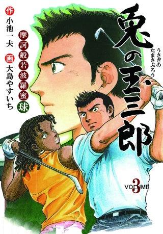 摩訶般若波羅蜜球 兎の玉三郎(3)