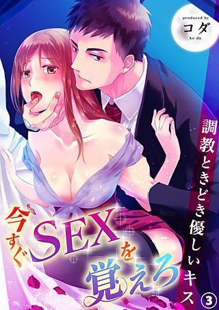 今すぐSEXを覚えろ-調教ときどき優しいキス(3)