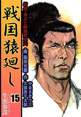 戦国猿廻し 信長・秀吉と蜂須賀小六(15)