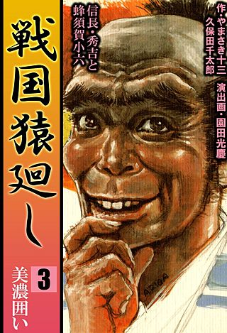 戦国猿廻し 信長・秀吉と蜂須賀小六(3)