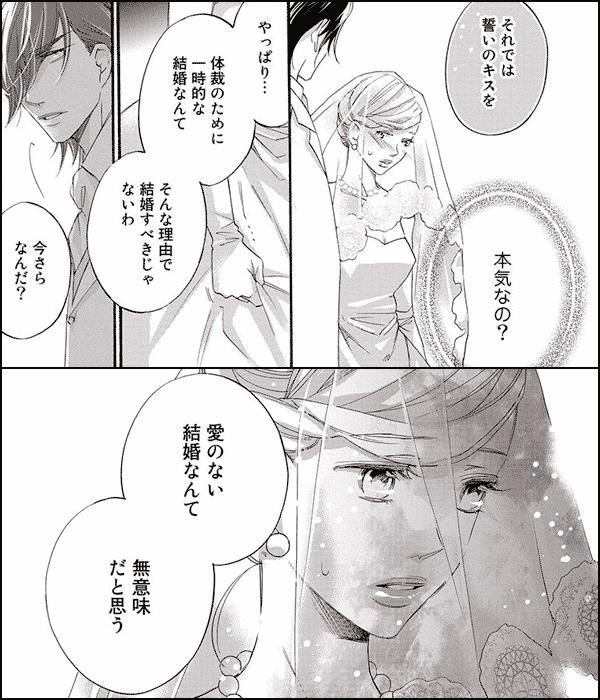 御曹子のプロポーズ