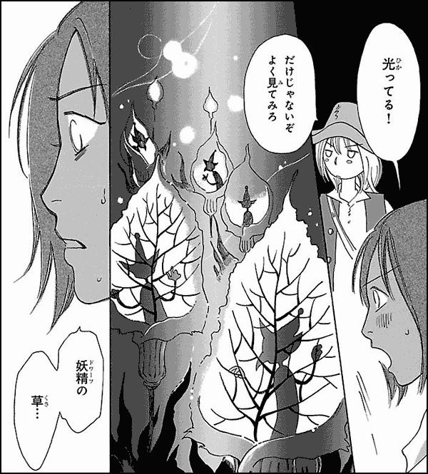 イーフィの植物図鑑