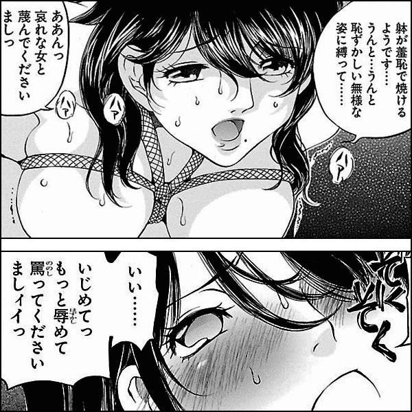 M 背徳淑女哀歓浪漫撰集