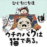 ウチのパグは猫である。