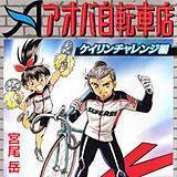 アオバ自転車店 -ケイリンチャレンジ編-