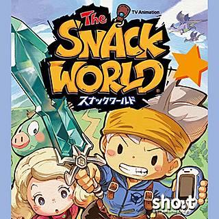 TV Animation スナックワールド